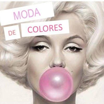 Moda de colores modadecolores twitter - Colores de moda ...