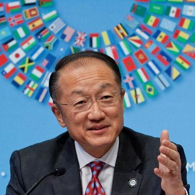 Climate change: Yong Kim begins 3-day working visit in Dakar