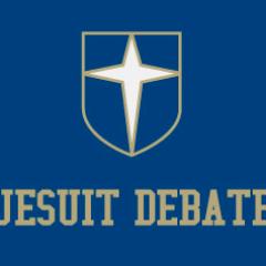 Image result for jesuit debate logo