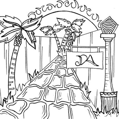 Doodle Art Alley DoodleArtAlley