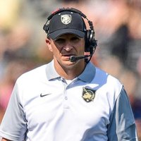 Jeff Monken (@CoachJeffMonken) Twitter profile photo