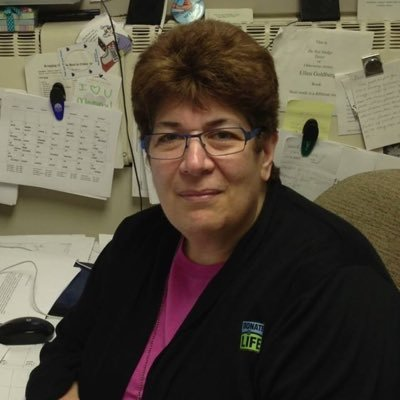 Ellen Kohn Goldberg (@efgold) Twitter profile photo