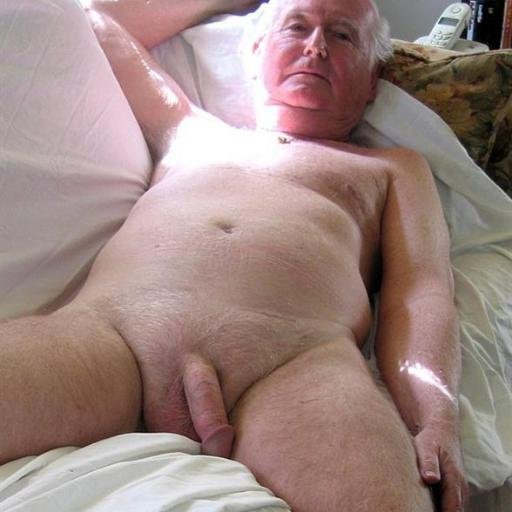 gay old men masterbating