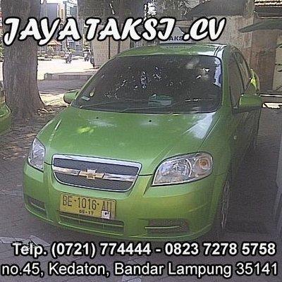 Puspa Jaya Taksi On Twitter Dengan Armada Taxi Chevrolet Lova