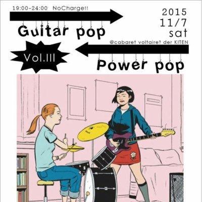 神戸ギターポップ&パワーポップ...