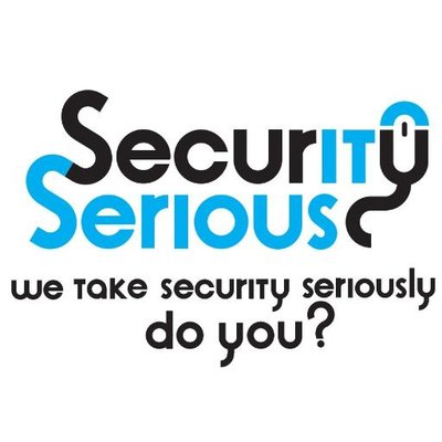 Security Serious on Twitter: