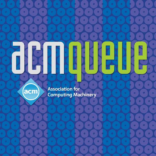 ACM Queue on Twitter: