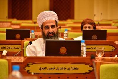 سلطان بن ماجد العبري