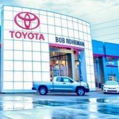 Perfect Bob Rohrman Toyota