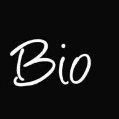 بايو تويتر Baio 7 Twitter