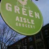 Green Aisle Grocery | Social Profile