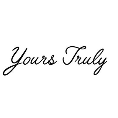 yours truly ystruly twitter