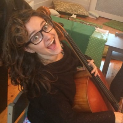 Samara Ginsberg (@samaracello) Twitter profile photo