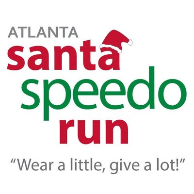 RaceThread.com Atlanta Santa Speedo Run