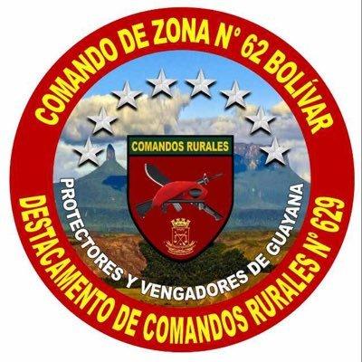 GNB DCR 629 Bolívar