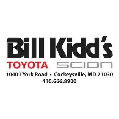 Bill Kiddu0027s Timonium Toyota