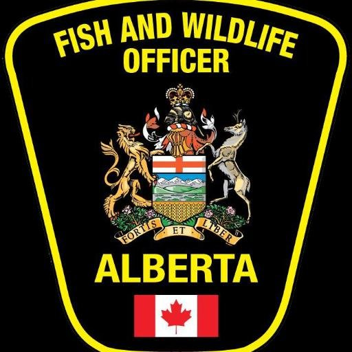 Fish wildlife ab fwenforcement twitter for Fish and wildlife