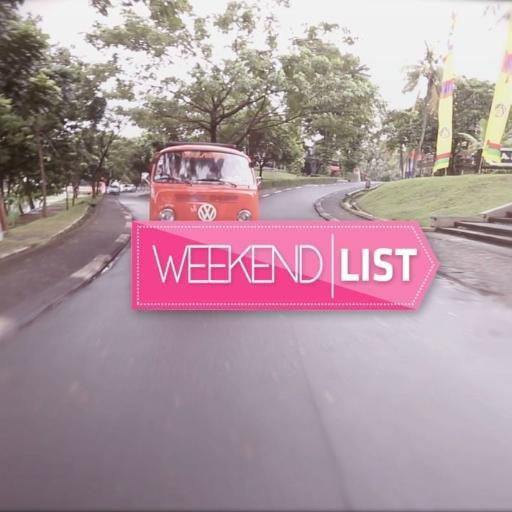 WeekendList