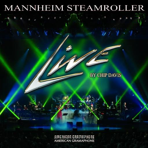 Mannheim steamroller universal dates