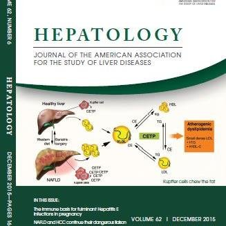 Hepatology. Official Journal of the American Association for the Study of Liver