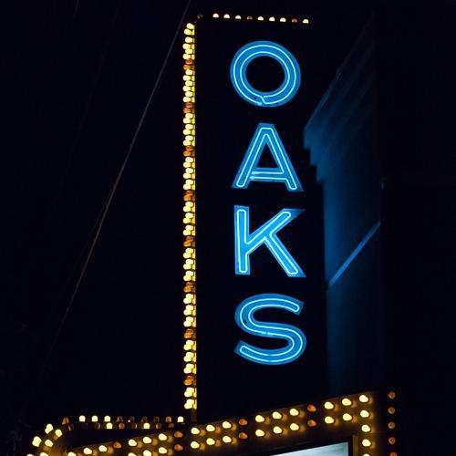 Oaks Theater (@TheOaksTheater )