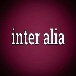 INTER ALIA (@ZAKOOLISA)