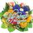 Lilygrass flowers