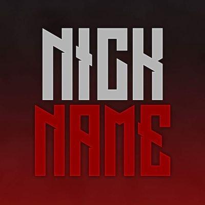 nickname deutsch