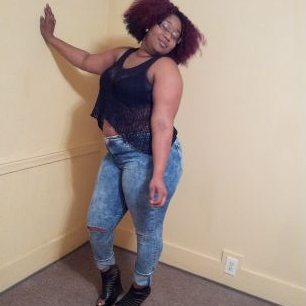 Ebony sexy ass