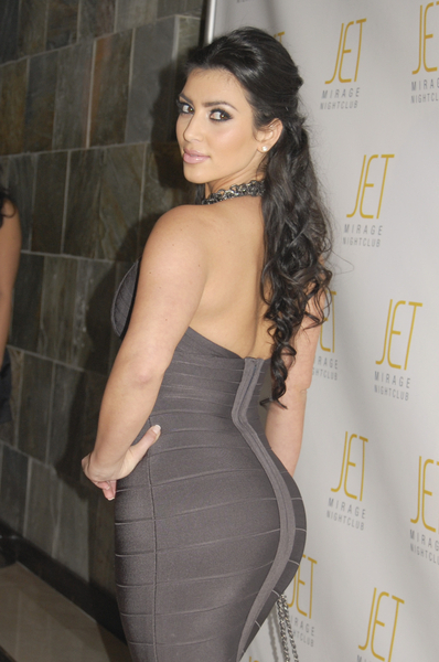 Booty kardashian 65 Sexy