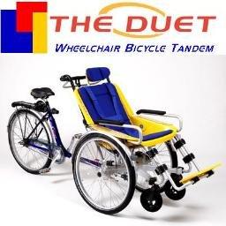 Duet Wheelchair Bike Duetbike1 Twitter