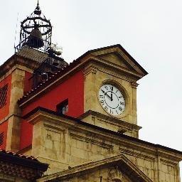 Reloj de Avilés
