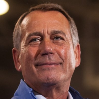 John Boehner Says, 'My Thinking on Cannabis Has Progressed'