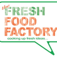 logo for The Fresh Food Factory Farm and Food Hub