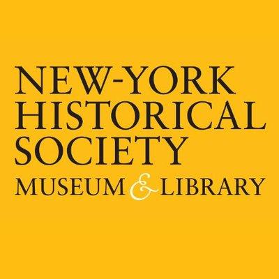 New-York Historical Society (@NYHistory) Twitter profile photo
