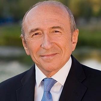 Gérard Collomb   Compte certifié