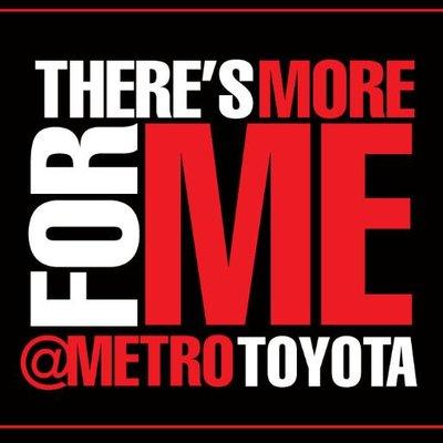 Metro Toyota (@MetroToyotaKzoo)   Twitter