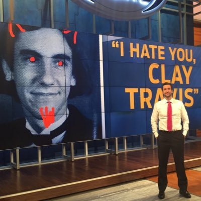 Clay Travis | Social Profile