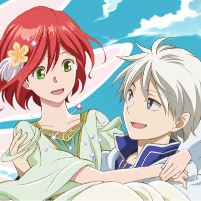 二人赤髪の白雪姫
