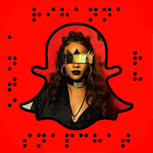 Image result for snapchat and rihanna