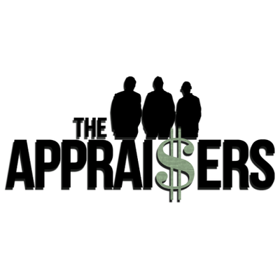 The appraisers theappraiserstv twitter for What appraisers look for