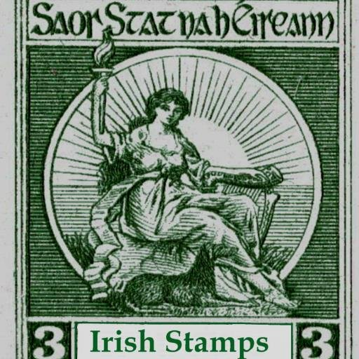Irish Stamps 🖃  🇮🇪   ☘