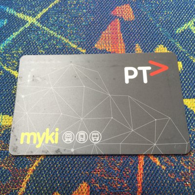 The myki user. | Social Profile