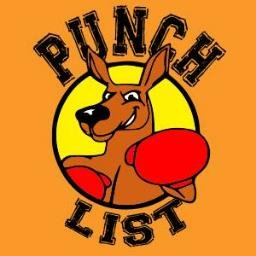 Punch 39 list punch list twitter for House punch list