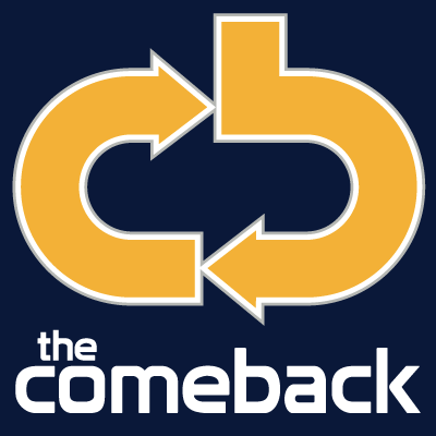 The Comeback Logo