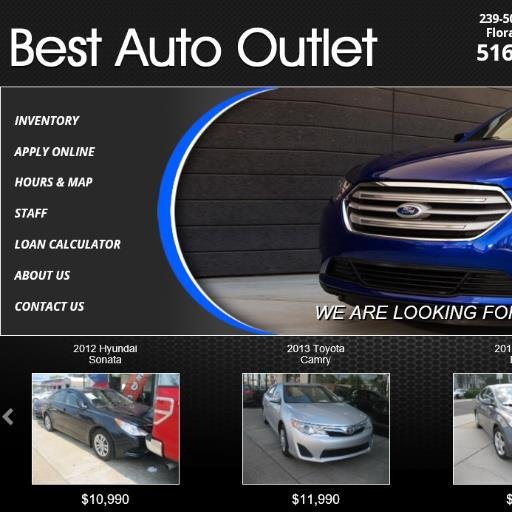 Best Auto Outlet >> Best Auto Outlet Bestautooutlet ট ইট র
