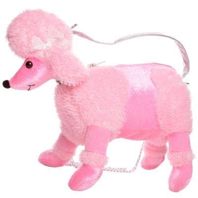 pink poodle Sinn aka pinky