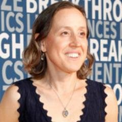Photo of Anne Wojcicki  & her Sister  Janet Wojcicki