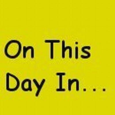 Αποτέλεσμα εικόνας για On This Day