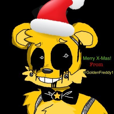 Golden Freddy GoldenFreddy1